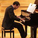 O pianista Ruben Alves