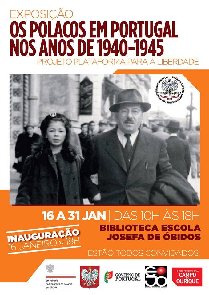 polacos em portugal