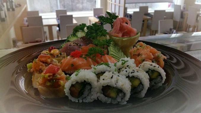 sushi Kyuubi - Sushi Lounge