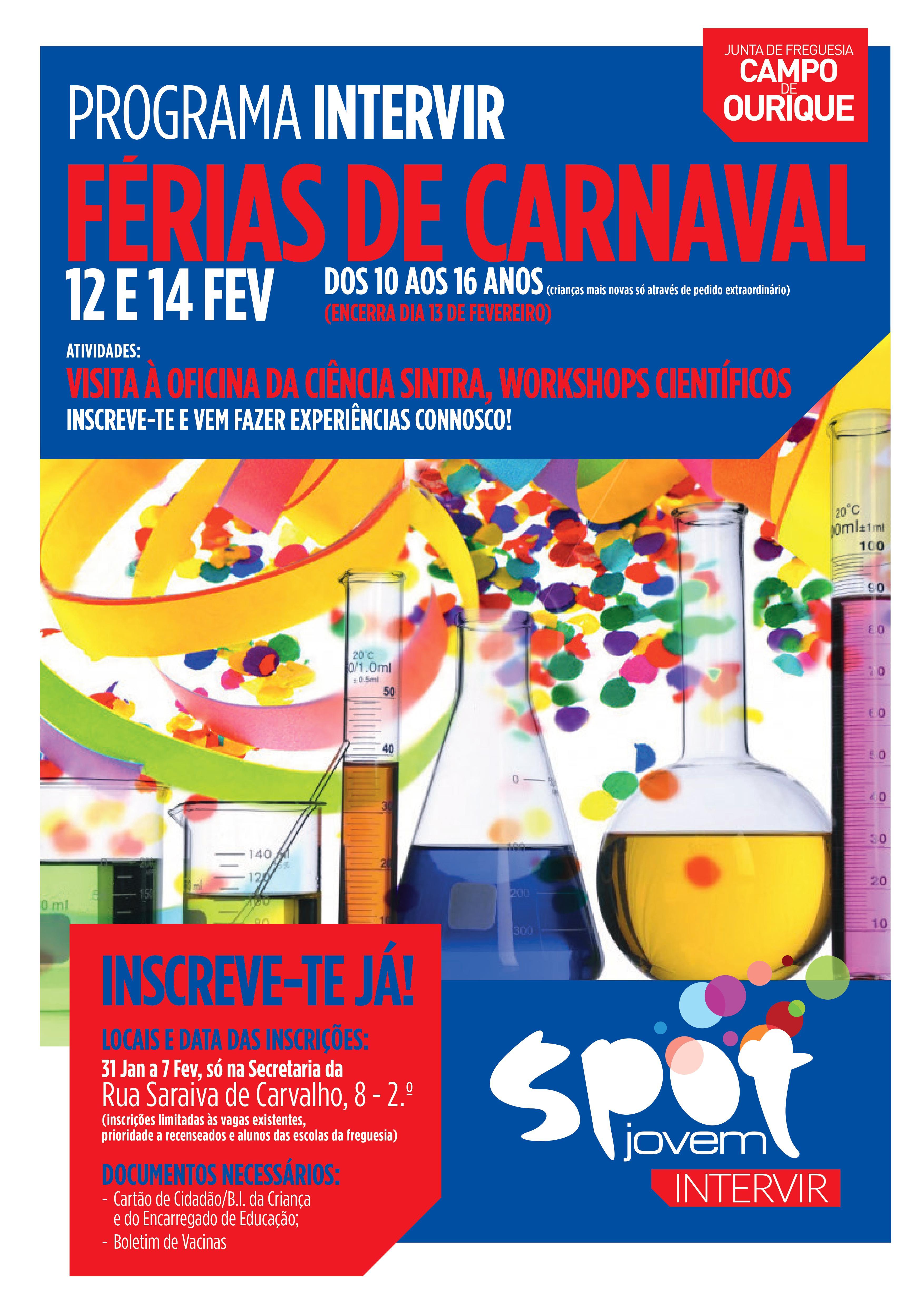 ferias de carnaval