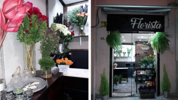 florista do bairro
