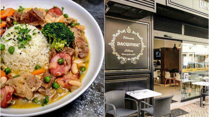 Dacquoise aposta nos almoços com cozinha francesa, asiática, brasileira e internacional