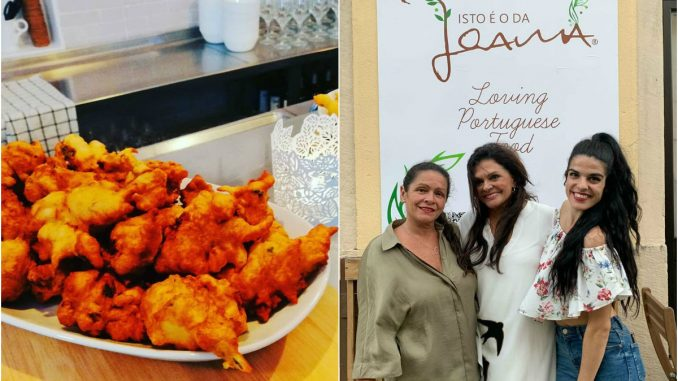 Isto é o da Joana, o restaurante familiar que tem a melhor patanisca de Lisboa