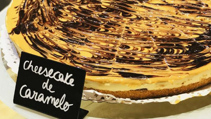 Cheesecake de caramelo é a nova tentação d'O Moço dos Croissants