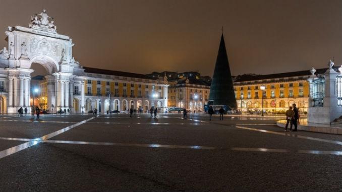 Luzes de Natal de Lisboa acendem dia 29 de novembro