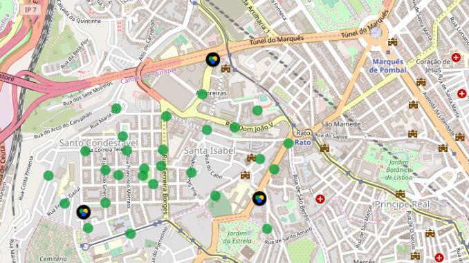 Reciclagem: este mapa mostra-lhe os ecopontos mais perto de sua casa