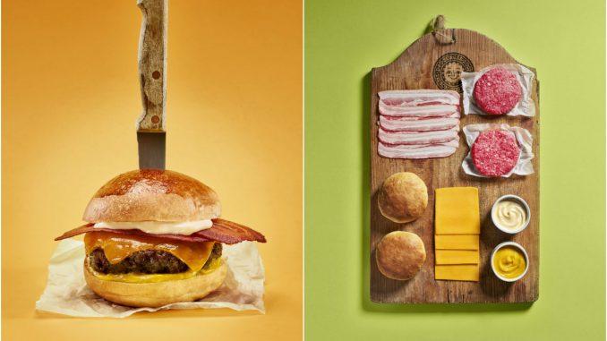 D.I.Y. Burger Shop, o hambúrguer para fazer em casa