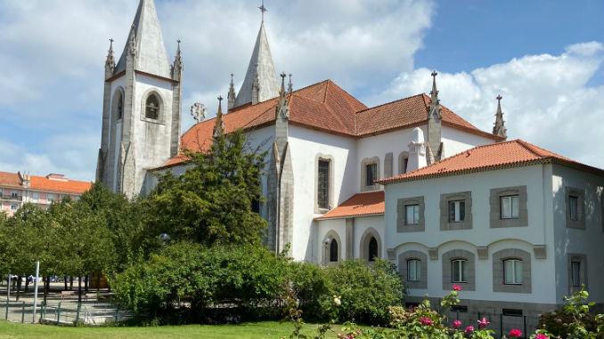 Igreja do Santo Condestável foi inaugurada a 14 de Agosto de 1951