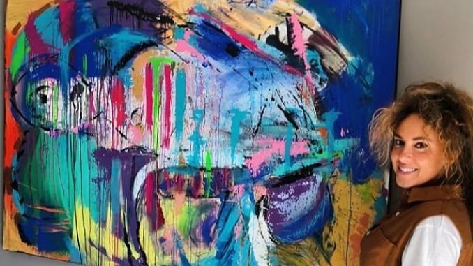 Óriq recebe a exposição Desequilíbrio, o último trabalho de Sónia Travassos
