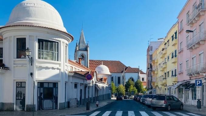 A rua que homenageia Joaquim Ferreira Durão