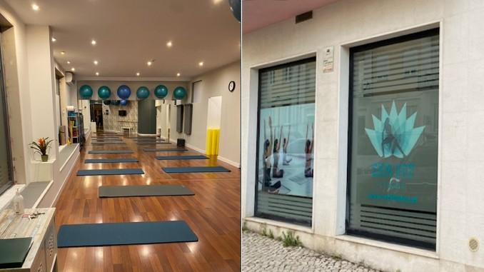 O ZenFit cresceu e tem dois espaços no bairro para aulas de grupo e individuais