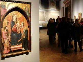 Assim foi o Passeio Cultural da JF para ver a exposição de Álvaro Pirez d'Évora