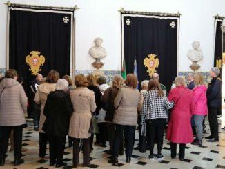 Visita ao Palácio Nacional de Belém e ao Museu da Presidência da República foi um sucesso
