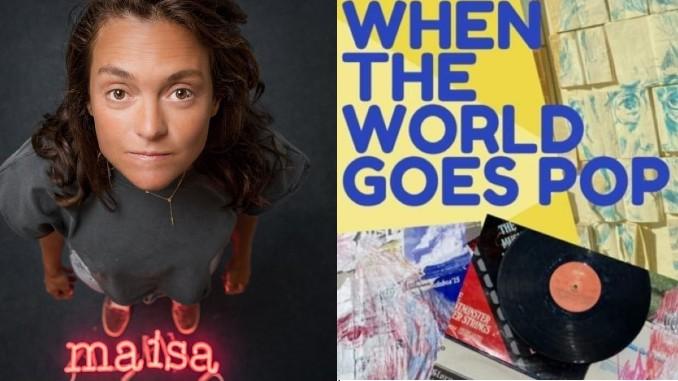 """Maísa Champalimaud traz a Campo de Ourique a exposição """"When the world goes pop"""""""