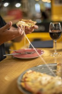 Pizzaria Ourique, o segredo está nos ingredientes e na conjugação de bons sabores