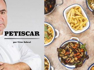 """Há um novo """"spot"""" para Petiscar e tem a mão de Vítor Sobral"""